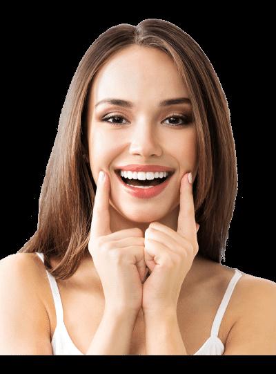 sacramento wellness dentistry smiling happy dental patient