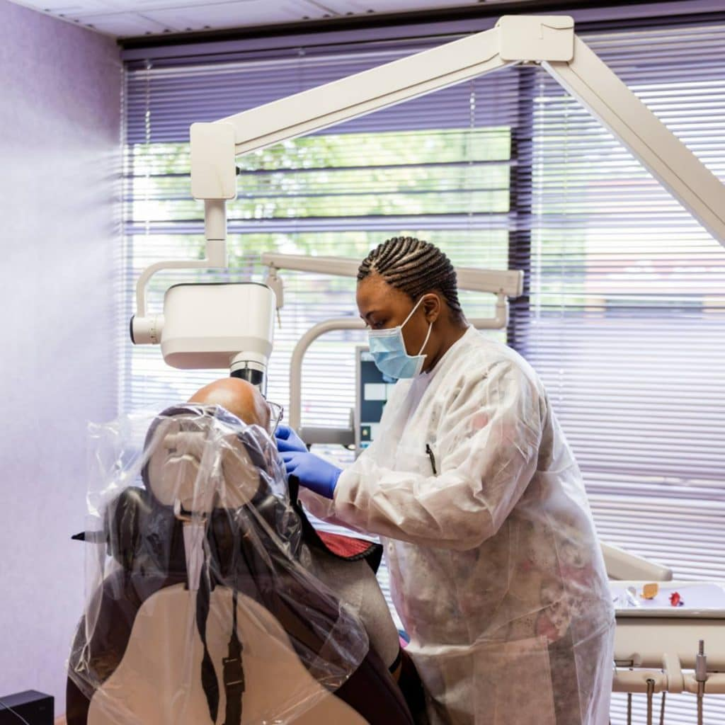 sacramento wellness dentistry preventative services dental assistant
