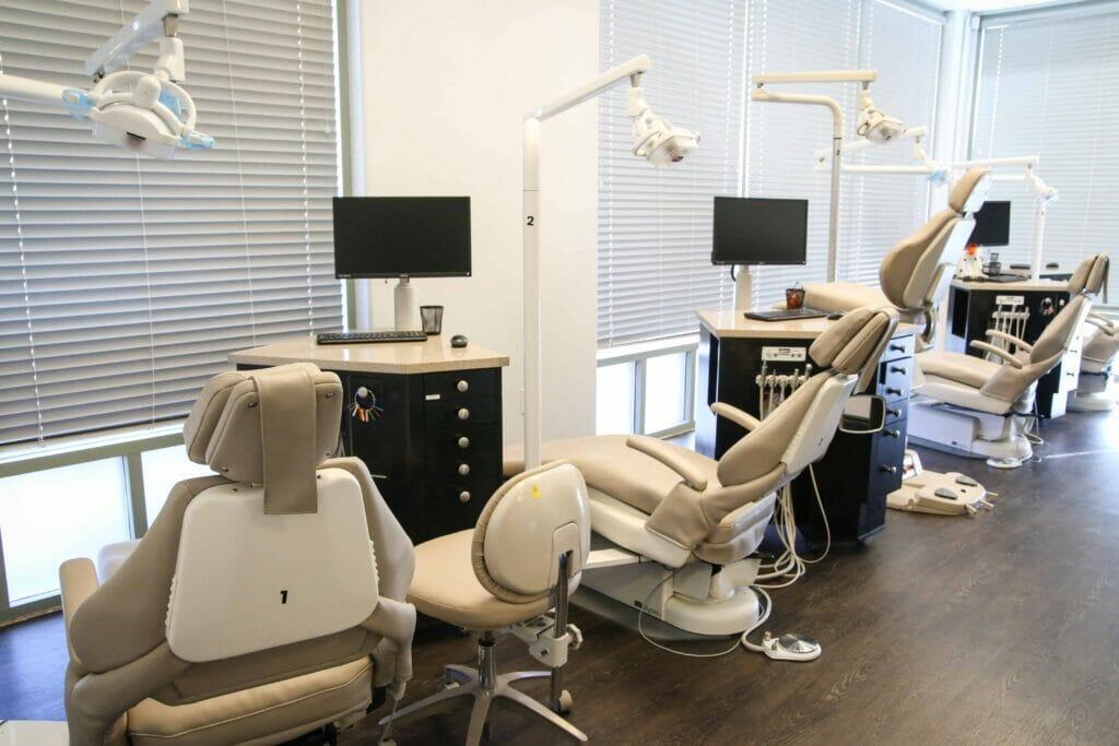 sacramento wellness dentistry dentist chairs